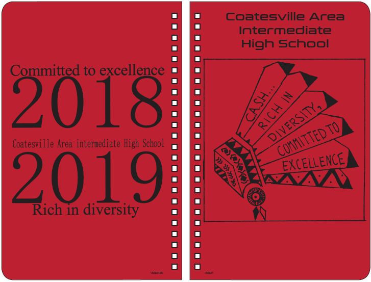 2018-2019 Student Agenda Book and Code of Conduct