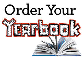 LAST CHANCE - YEARBOOK ORDER TIME