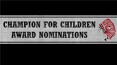 Champion for Children Award Nominations