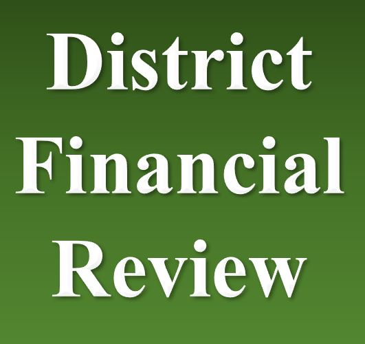 School District Financial Review