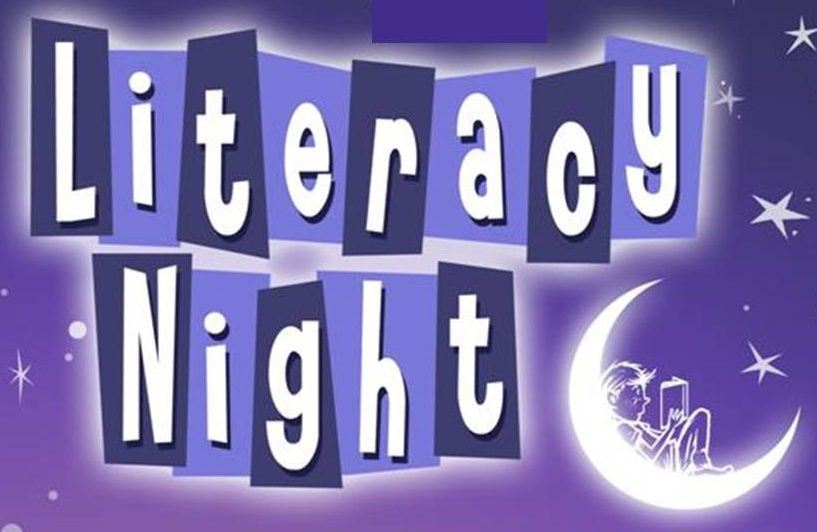 District Literacy Night for Parents