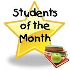 Star Student of the Month