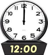 Please Note the Time Change for the Regular School Board Meeting on December 1st